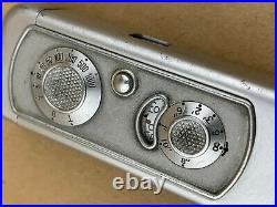 Minox III 1951 subminiature Camera with Complan 15mm f3.5 Lens and case Works