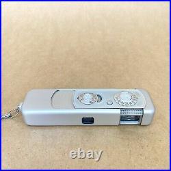 Minox III-S EUC 1962 #146483 Vintage Subminiature Spy Film Camera With Case