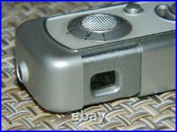 Minox IIIs Subminiature Spy Camera chrome serial #143492, 8 x 11mm, Vintage EUC