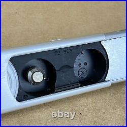 Minox IIIs Vintage 1955 Subminiature Spy Film Camera #72365 NICE