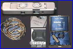 Minox Platin-Set topp
