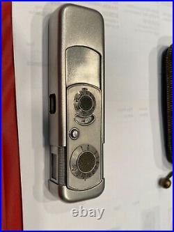 Minox Riga Camera, Enlarger and extras0riginal 1937 -serial # 07496 -excellent