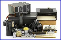 Minox Riga VEF Spy Camera OUTFIT