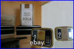 Minox/Riga komplett Set mit box und Etui Filmdose Belichtungstabelle