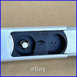 Minox Subminiature Spy Film Camera CHROME (No. 739496) (1961) With Case, VINTAGE