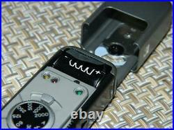 Minox TLX Titianium Boxed Set 8x11mm Subminiature Camera Serial#2603163 NOS/rare