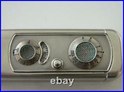 Minox VEF Riga I Latvia Pre-War (1938-40) Subminature Spy Camera #07004 RARE