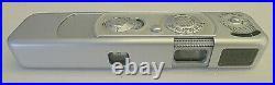 Minox Vintage Model B Film Camera, Box, Flash, User Manuals -Germany TESTED