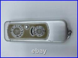 Minox Wetzlar spy camera with case No 122 757