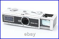 Mint Rollei 16S Spy Camera Carl Zeiss Mutar 1.7x Converte JAPAN 200818