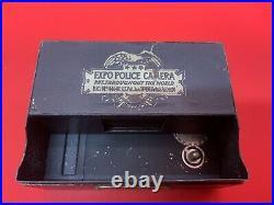 Nr, Expo Camera Co. Police Camera, Rare, Nice Collector Piece