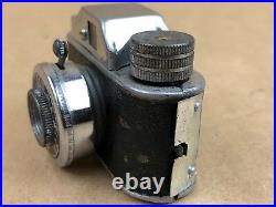 OLD MEXICO Vintage Hit Type Subminiature 16mm Camera Rare