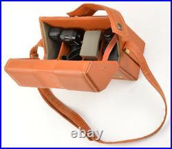 Pentax AUTO 110 mit 3 Objektiven, 1,7x Converter, Winder, Blitz & Tasche Wie NEU