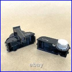 Pixie Whittaker Micro 16 Vintage Subminiature Spy Film Camera With Shell & Manual
