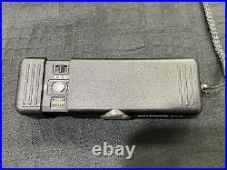 RARE Complete Minox ECX SET 60520 Miniature Spy Camera (Camera, Flash, Film)