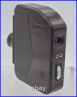 RARE Croma Cromascope 16 Subminiature Camera Bakelite Film Viewer-Projector Hit
