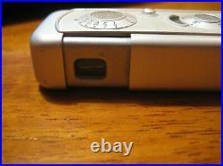 RARE Minox Wetzlar Subminiature Model A Spy Camera Germany