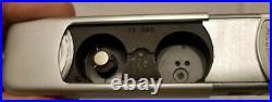 RARE Minox Wetzlar Subminiature Model A Spy Camera Germany with Chain #75898