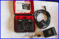 ROBOT ELECTRONIC SC CAMERA with REMOTE CONTROLLER Excellent Condition
