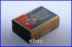 Rare Kodak MATCHBOX compact Spy Camera for the OSS. First Version with case