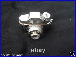 Rare Vintage Arrow Mini sub-miniature 16mm Spy Camera Made in Japan Novelty