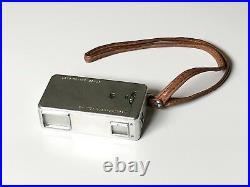 Rare Vintage Minolta 16 Subminiature 16mm Film Spy Camera Chiyoda Koganu Japan