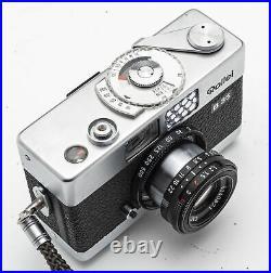 Rollei B35 Kamera Carl Zeiss Triotar 3.5/40 Optik made in Germany