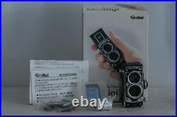 Rolleiflex Mini Digi 2.0 Mega Subminiature Digital Camera with Box