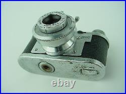 Rubix 16 Sugaya Model II Vintage Sub-miniature Spy Camera with25mm Hope Lens -Rare