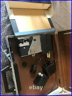 Russia KGB Zola Briefcase Spy Camera The Whole Set