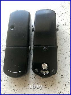 Russia Spy Camera KGB Tochka No. 109 No. 130281 First and Second Model Mint