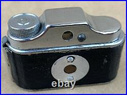 SATELLITE Hit Type Vintage Subminiature Spy Camera Made in Japan