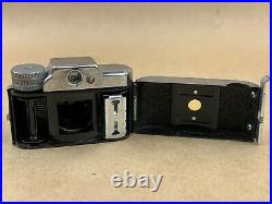 SHALCO Hit Type Vintage Subminiature Spy Camera Made in Japan -Great Collectible