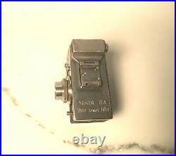 STEKY IIIA Sub-miniature Vintage Spy 16mm Roll Film Camera With Film & Canister