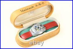Steineck A-B-C Uhrenkamera