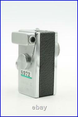Steky Model III 16 Subminiature Film Camera #972