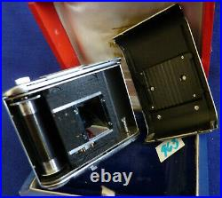 TESSINA automatic 35 Camera silber, SWITZERLAND MINIATURKAMERA (963)