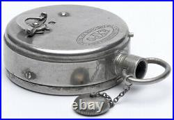THE EXPO WATCH 1ST VERSION CAMERA WORKS NEW YORK MADE HOUGHTON COPY With CAP