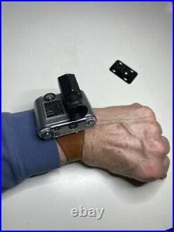 Tessina Miniature Reflex Camera and Accessories