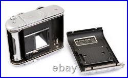 Tessina automatc 35mm Concava No. 465589 Made in Swtzenland! RARE TOP CLEAN