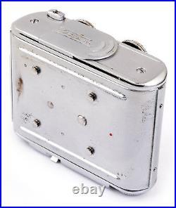 Tessina automatic 35mm Concava No. 465589 Made in Switzerland = RARE TOP CLEAN