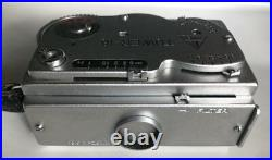 Tower 16 camera subminiature Mamiya-16 with case, strap, sears