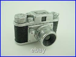 Toyoca 16 Subminiature TOGOUDO Camera w Box Tripod Shade & Instructions RARE