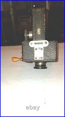 ULTRA RARE Movie camera Ernemann KINO II