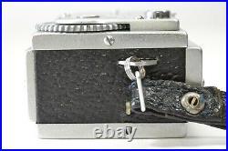 VINTAGE Mamiya-16 Super Subminiature Spy Film Camera with 25mm F3.5 Lens Japan