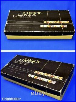 Vintage 1953 Lionel Linex (Train) Subminiature Film 3D Stereo Viewer Camera Set