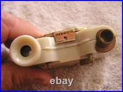 Vintage Binoca White Binocular Camera