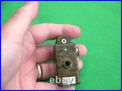 Vintage CORONET Midget Miniature Spy Camera 16mm GREEN Fantastic Condition