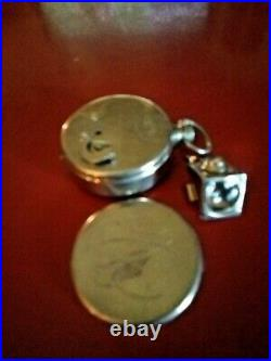 Vintage Expo Watch Camera With View Finder Parts Or Restoration