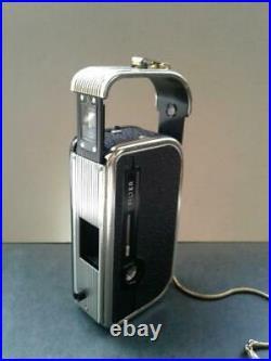Vintage MEC 16 Miniature Sub-miniature Spy CAMERA Cold War Espionage